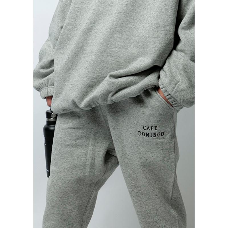 HEAVY RIB SWEAT PANTS -II-