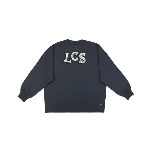 LCS DOLMAN ONE PANEL HEAVY LONG TEE