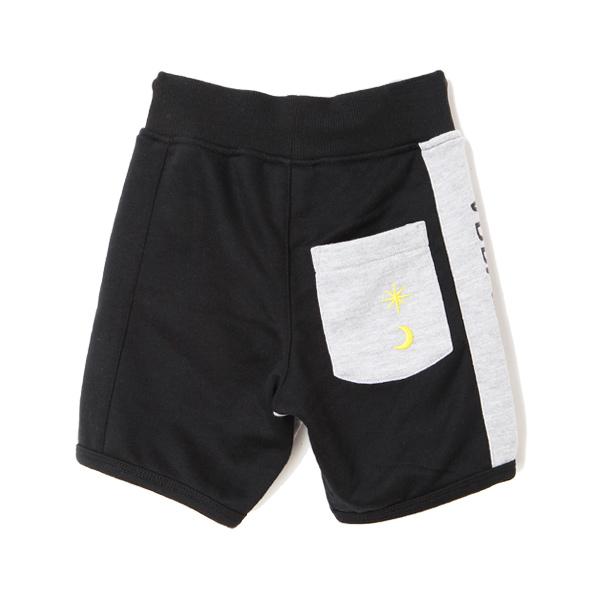 【SALE】LUZ e SOMBRA Jr ACTIVE SWEAT HALF PANTS