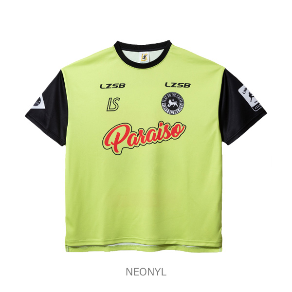 【SALE】LUZ e SOMBRA CLUB PARAISO CAM GAME-SHIRT
