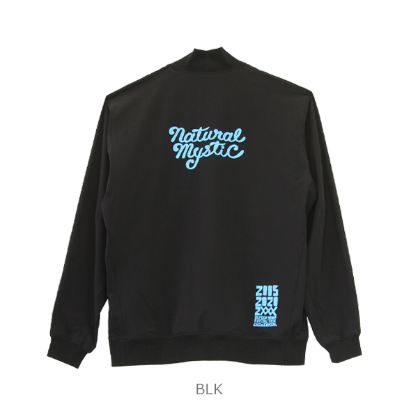 LUZ e SOMBRA 15th Muzik half zip JACKET