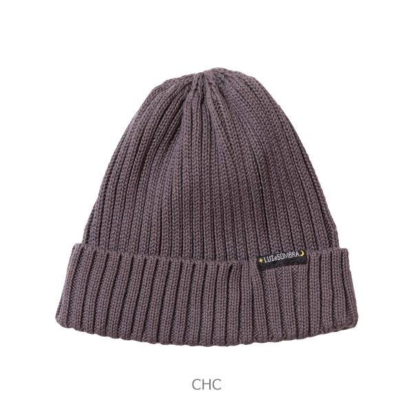 LUZ e SOMBRA LIGHT TOUCH KNIT HAT
