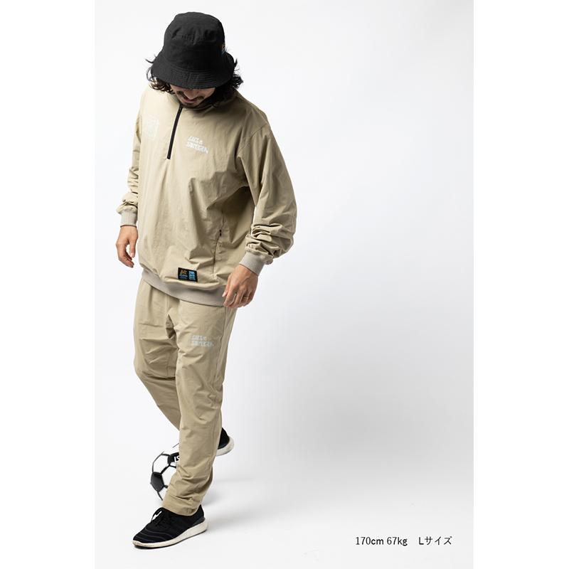 LUZ e SOMBRA 15th Muzik mesh long pants
