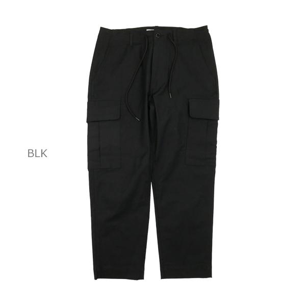 STRETCH CARGO LONG PANTS