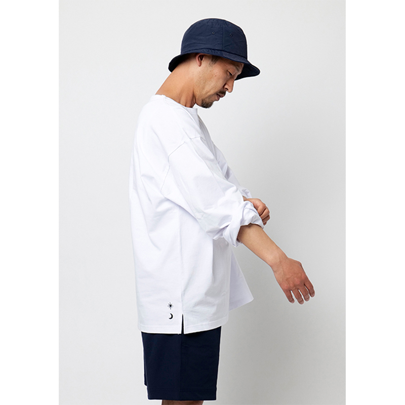 LOOSE SLEEVE LONG TEE