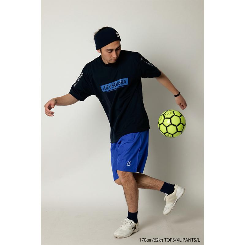 【F1811303】LUZ e SOMBRA STANDARD PISTE SHORT PANTS