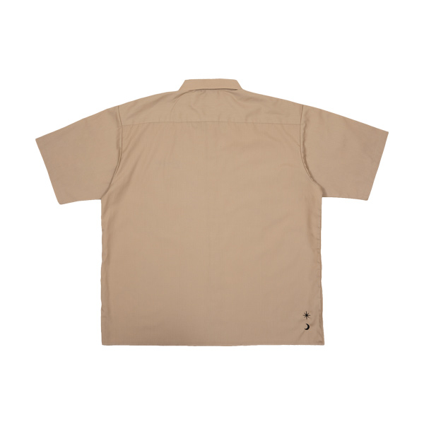 BIG SILHOUETTE WORK SHIRT
