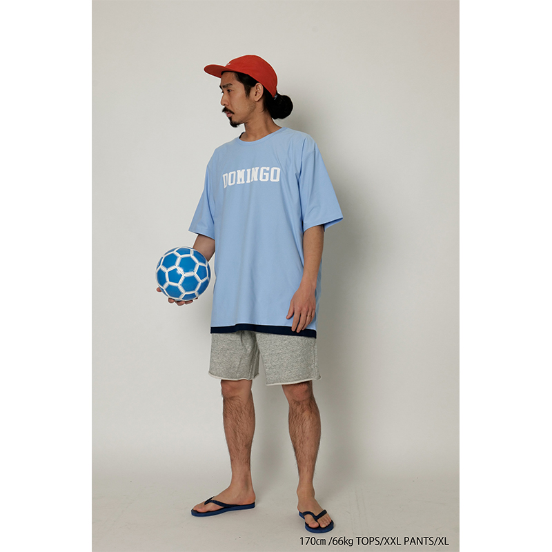 【SALE】DOMINGO PLATE ACTIVE PLAY TEE