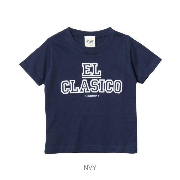 【SALE】LUZ e SOMBRA Jr EL CLASICO T-SHIRT