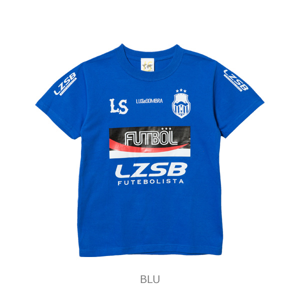 LUZ e SOMBRA Jr SPONSORS COLOR CAM T-SHIRT
