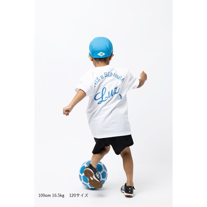 【F1821022】LUZ e SOMBRA Jr LUZ LINE PITCH PRA-SHIRT