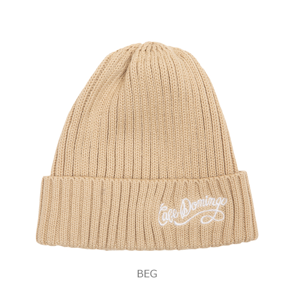 DOMINGO KNIT HAT