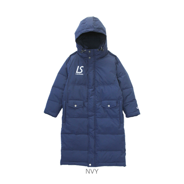 LUZ e SOMBRA Jr BENCH COAT