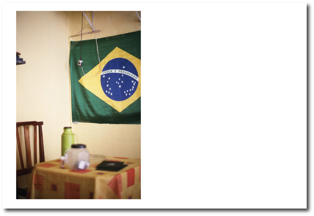 LUZeSOMBRA presents 『LiFE AS A JOURNEY』magazine Vol.04 -Brasil Journey Issue-