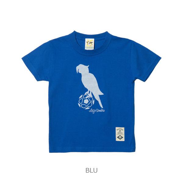 【SALE】LUZ e SOMBRA Jr FLOCKY BIRD T-SHIRT