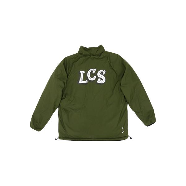 LCS REVERSIBLE FLEECE JACKET