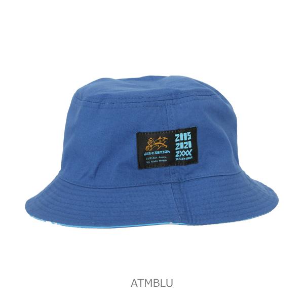 LUZ e SOMBRA 15th History Zion reversible hat