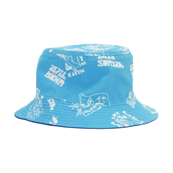 LUZ e SOMBRA 15th History Zion reversible hat