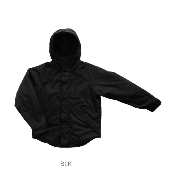 【SALE】BIG SILHOUETTE ARCH INNER COTTON JACKET