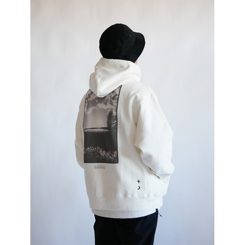 LIFE FORCE HEAVY SWEAT PARKA