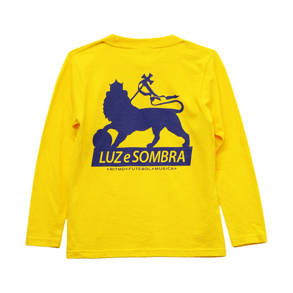 LUZ e SOMBRA Jr IMN LONG T-SHIRT
