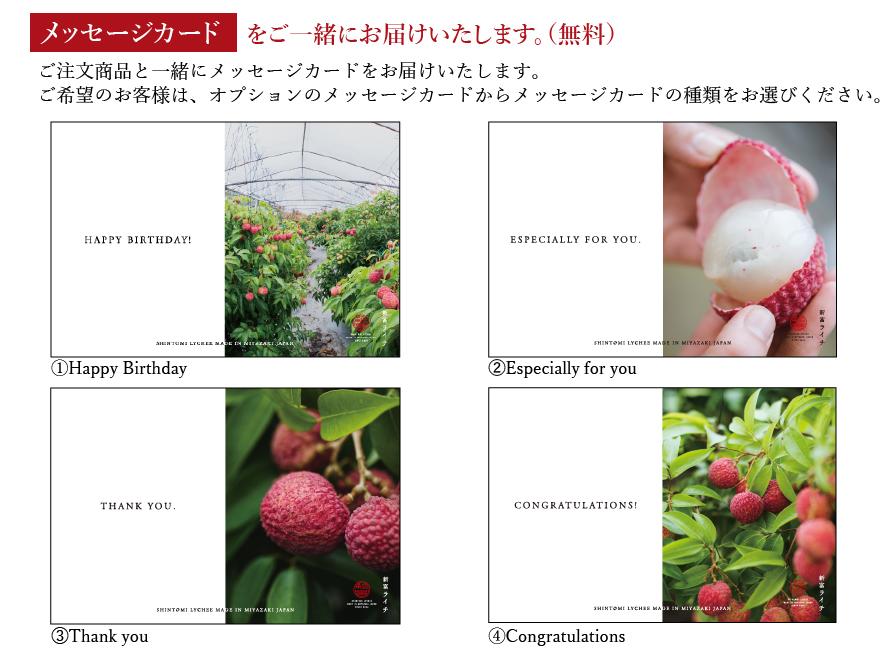 【数量限定】新富ライチPremium50_ライチキティセット
