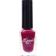 C389 Nail Polish Art Color <br>/ Serenity Red