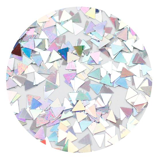 B094 Triangle Hologram