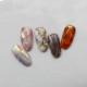 C871 MGEL / Sheer black