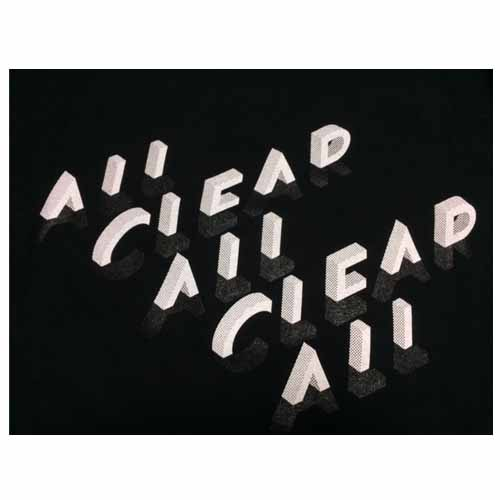 ALL CLEAR Tシャツ GRAPHIC BLACK