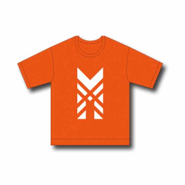 SUPER ORANGE Tシャツ