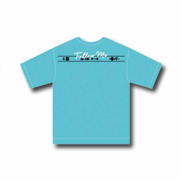 SUPER BLUE Tシャツ
