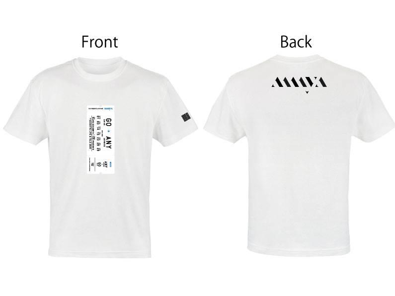 IDS!presents Tシャツ <ホワイト>
