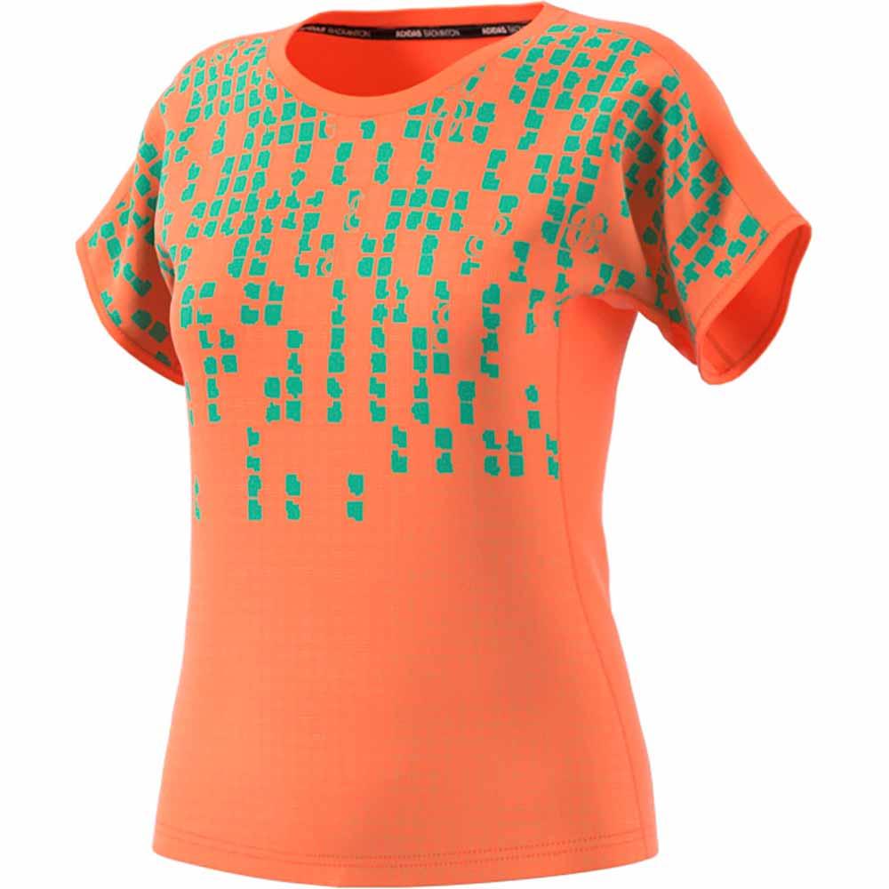 コード シャツ レディース セミオレンジ