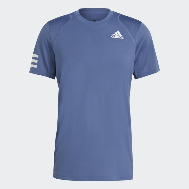 クラブスリーストライプシャツ クルーブルー