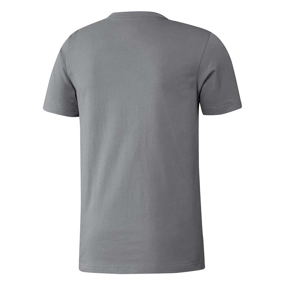 バドミントン Tシャツ グレー アディダス