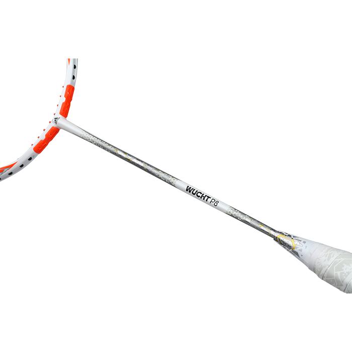 ヴフトP8 ラケット 4U5 ホワイト アディダス バドミントン