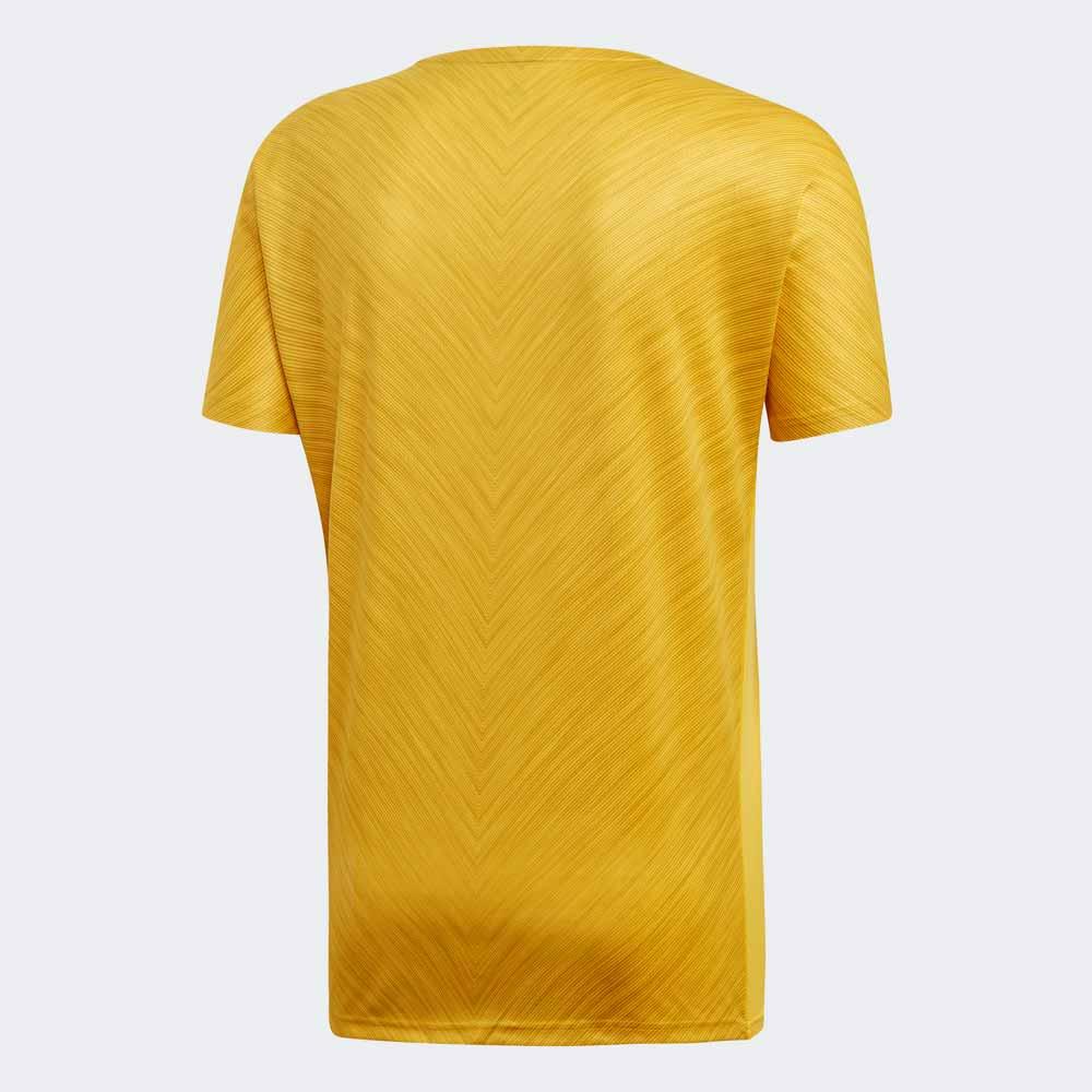 グラフィック シャツ ゴールド