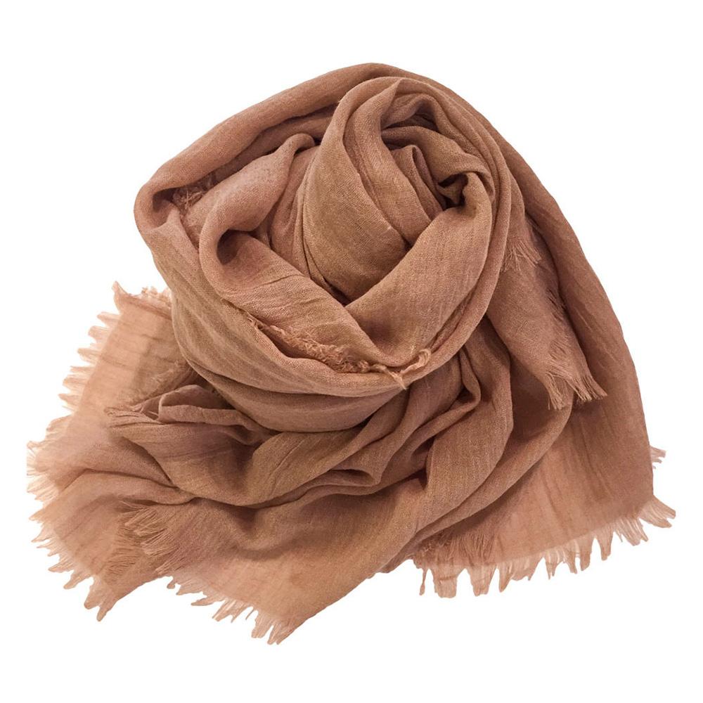大判無地ストール 152cm×202cm 薄手/軽量/紫外線対策