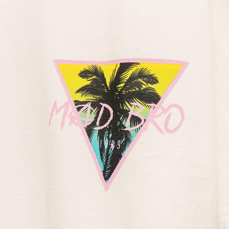 【2020/08/11 19:00より再入荷分少量販売開始】Palmtree logo TEE