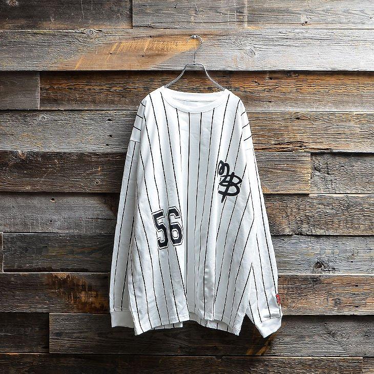 Baseball design Long sleeve TEE