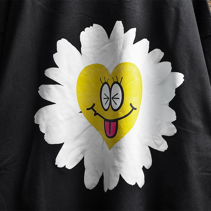 Heart Flower Sweatshirt
