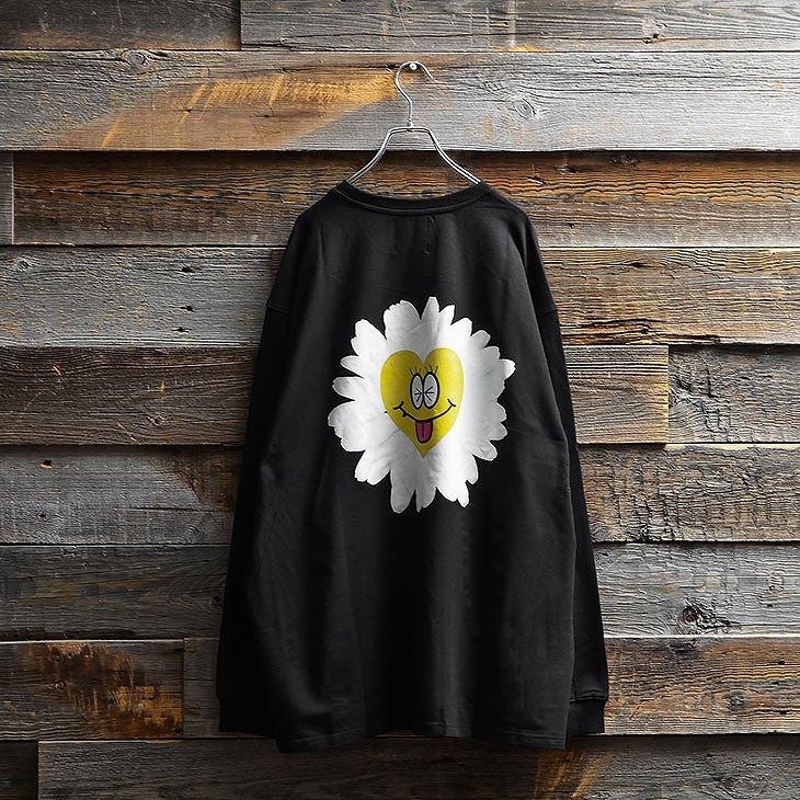 Heart Flower Sweatshirt