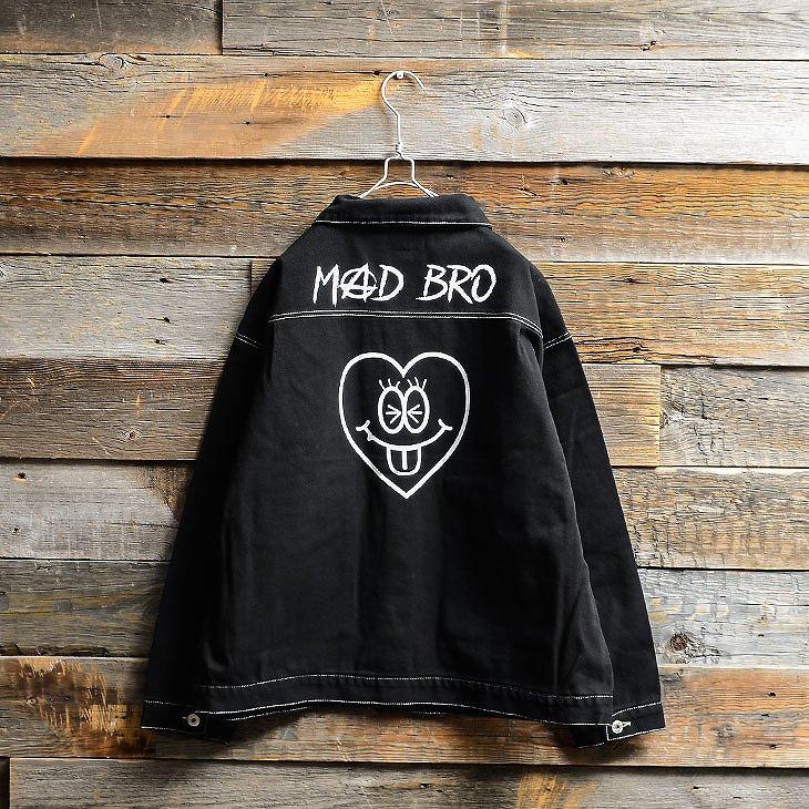 Heart logo Denim Jacket