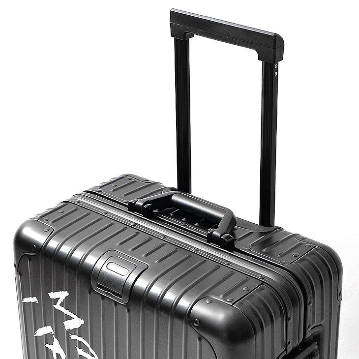 Aluminum frame carrycase