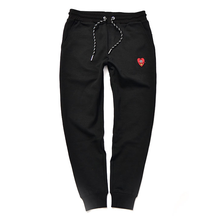 Mad Black Jogger Pants