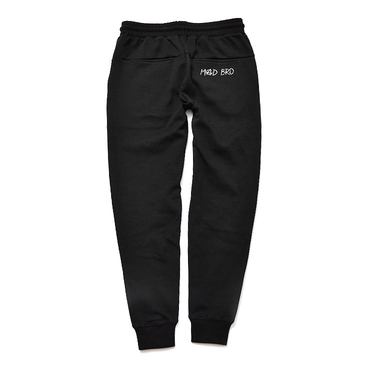 Mad Black Jogger Pants