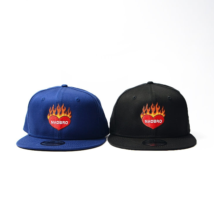 MADBRO × NEW ERA 9FIFTY Snapback Cap