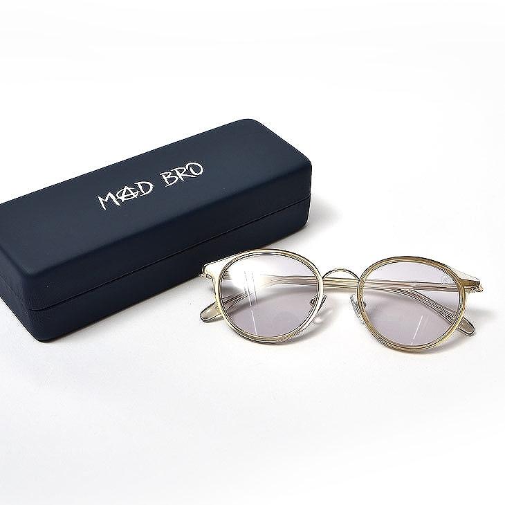 Combination Clear Sunglasses