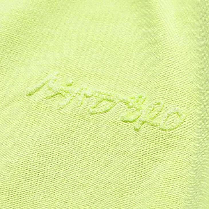 Surf logo paletone TEE (グリーン)